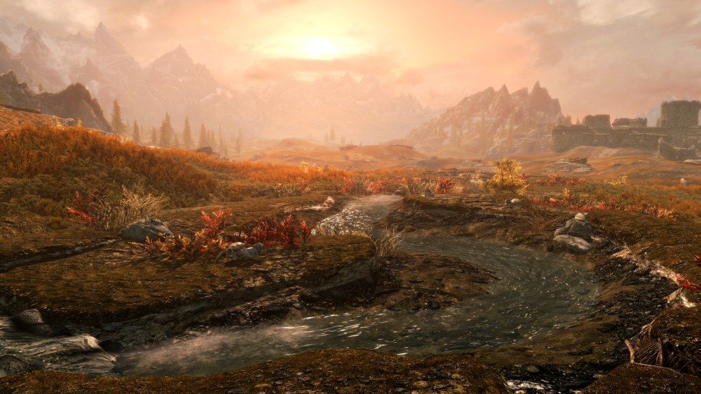 Skyrim Special Edition – A Complete setup with mods